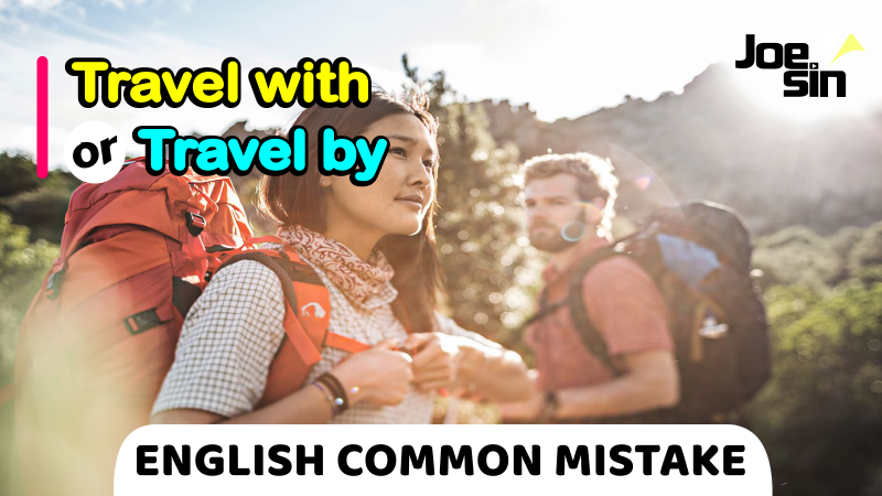 Travel with VS Travel by   Bahasa Inggris Joesin